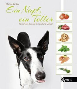 Ein Napf ein Teller -Rezepte für Hunde