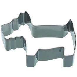 Ausstechformen für Hundekekse in Hundeform