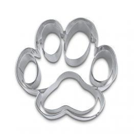 Ausstecher für Hundekekse Pfotenabdruck