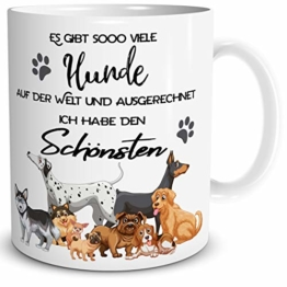 /& Mrs Farbe Wei/ß Mr Panda Radierer Radiergummi Hund Kleeblatt mit Spruch Schreibwaren