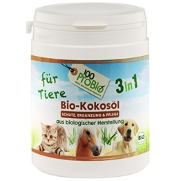 100ProBio Kokosöl für Tiere