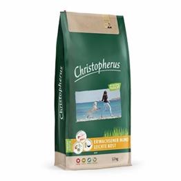 Christopherus Light, Vollnahrung für den ausgewachsenen Hund mit Übergewicht