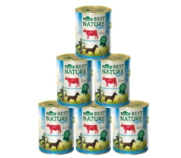 Dehner Best Nature Hundefutter Light