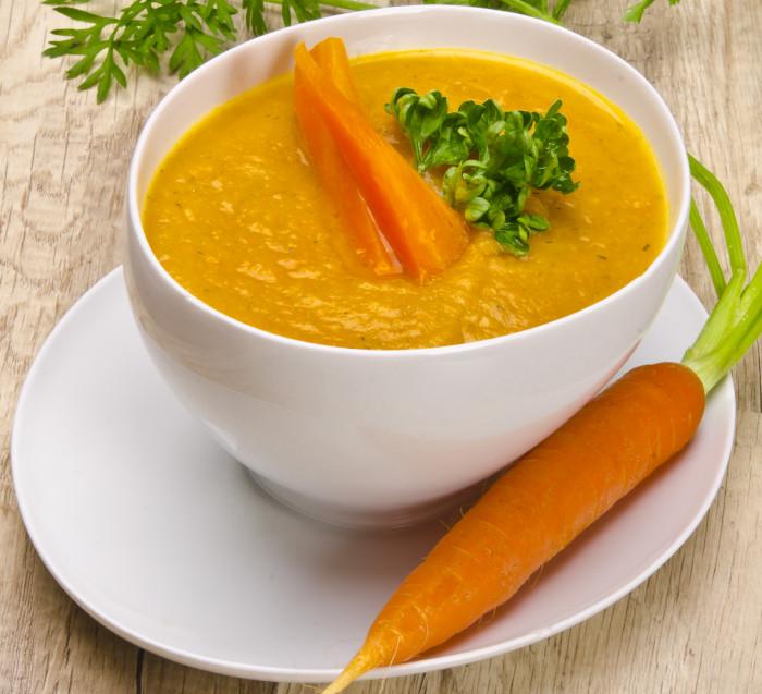 Morosche Karottensuppe für Hunde