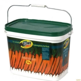 Olewo Karotten-Pellets m. Öl 10 kg