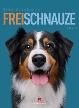 Frei Schnauze Kalender 2021