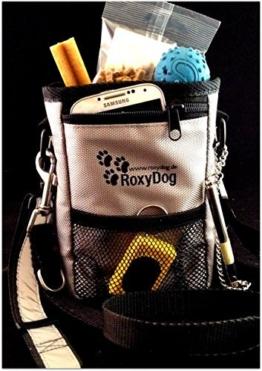 Roxydog - Qualitäts-Futtertasche für Hunde