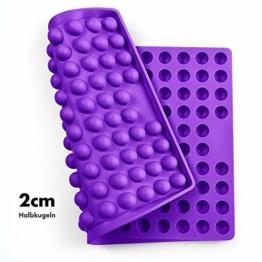 Backmatte Halbkugel 2cm
