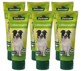 Leberwurst Hund