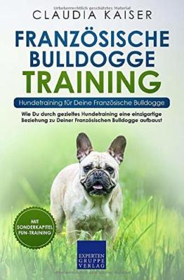 Französische Bulldogge Training – Hundetraining