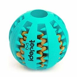 Hundespielzeug Ball Zahnreinigung