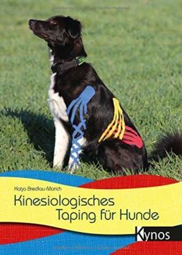 Kinesiologisches Taping für Hunde - Buch