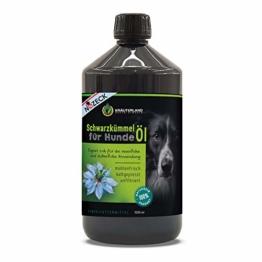 Schwarzkümmelöl Gegen Zecken Hund Dosierung