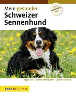 Mein gesunder Schweizer Sennenhund Buch