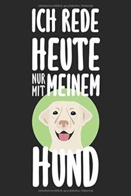 Notizbuch / Tagebuch Hund für Hundefreunde