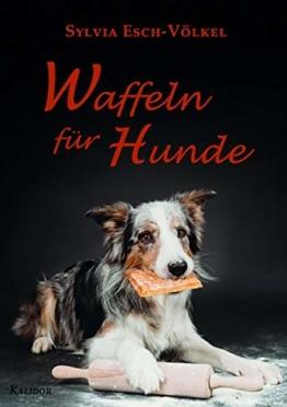 Waffeln für Hunde - Rezept-Buch
