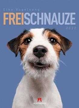 Frei Schnauze Kalender 2022