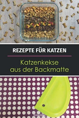 Rezepte für Katzen: Katzenkekse aus der Backmatte