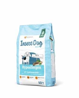 Insektenhundefutter