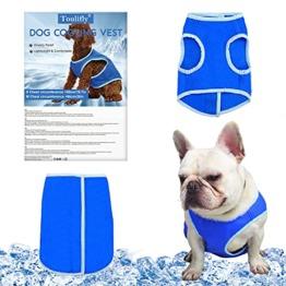 Kühljacke Kühlweste für Hunde