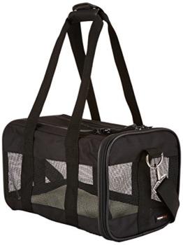 Klassische Hundetragetasche